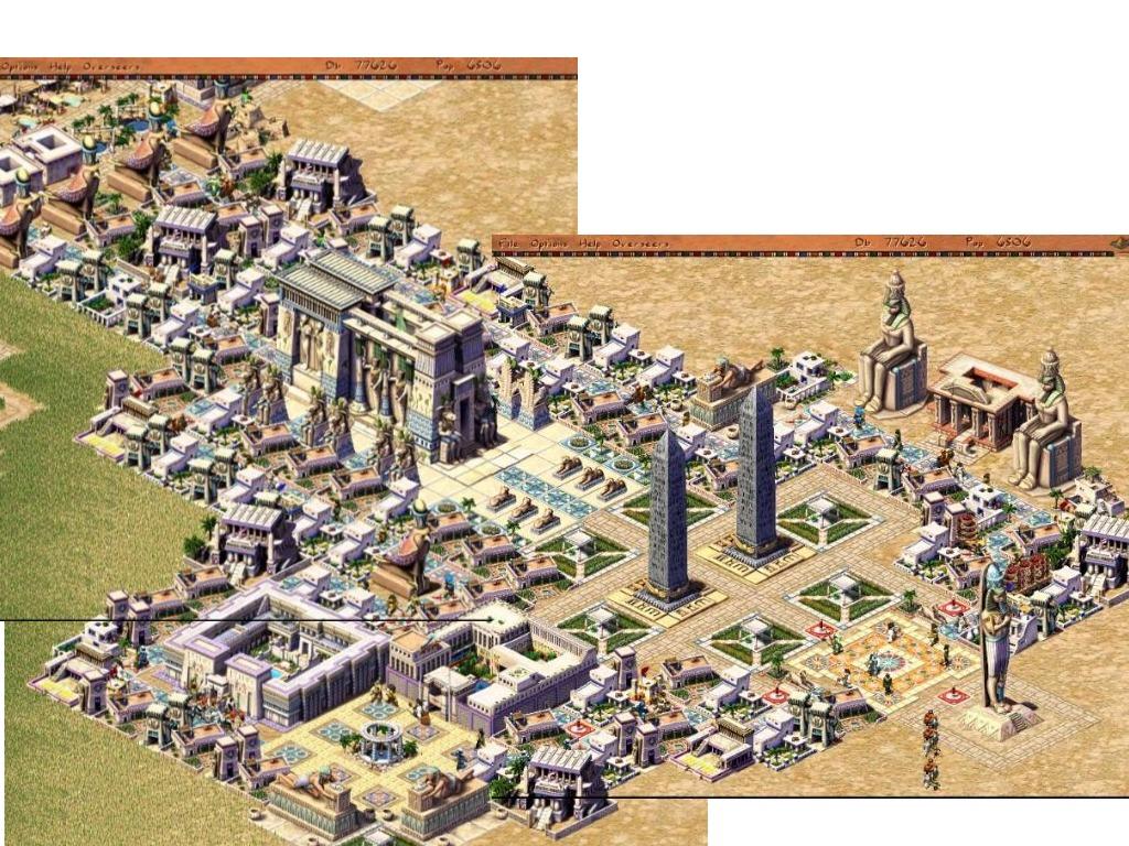 Thebes, Beni Hassan et Coptos ... et Itjtawy Collag16