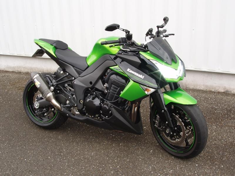 [VENDU]  Kawasaki  Z1000  K11  Noir et Vert   Excellent  état P1010112