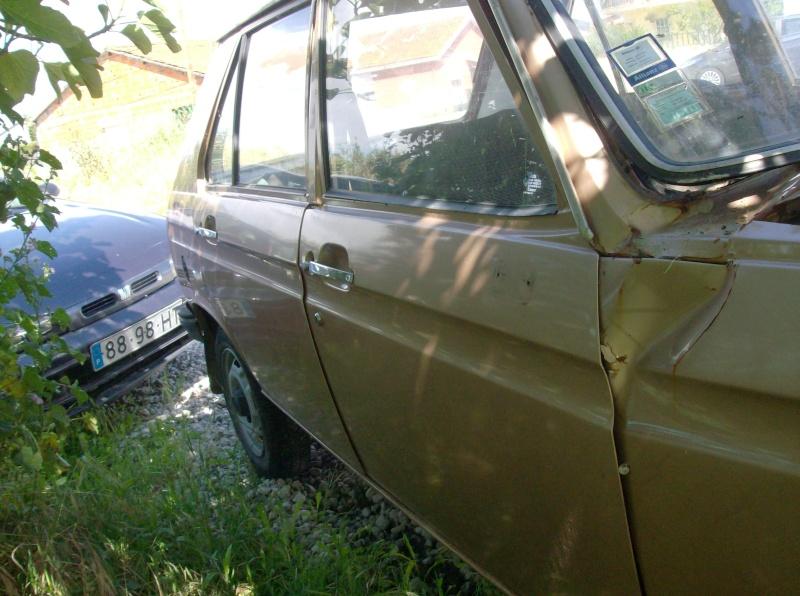 [ Vendo ] Portas laterais - Peugeot 104 Peugeo11