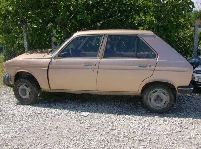 [ VENDIDO ] Vidros das portas - Peugeot 104 Peugeo25