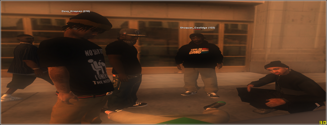 216 Black Criminals - Screenshots & Vidéos II - Page 41 Sa-mp-16