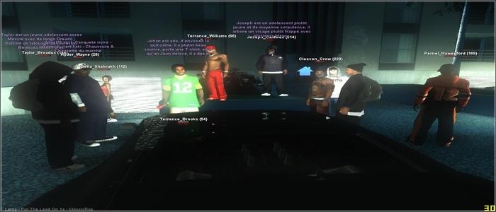 216 Black Criminals - Screenshots & Vidéos II - Page 41 Sa-mp-36