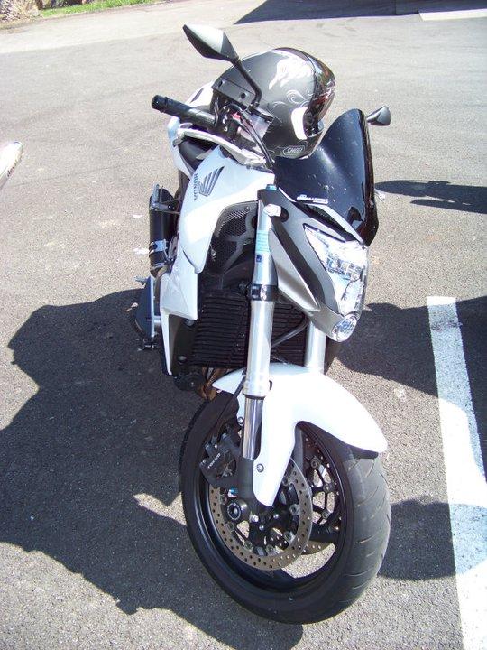 Vends CB 1000 R blanche  22527110