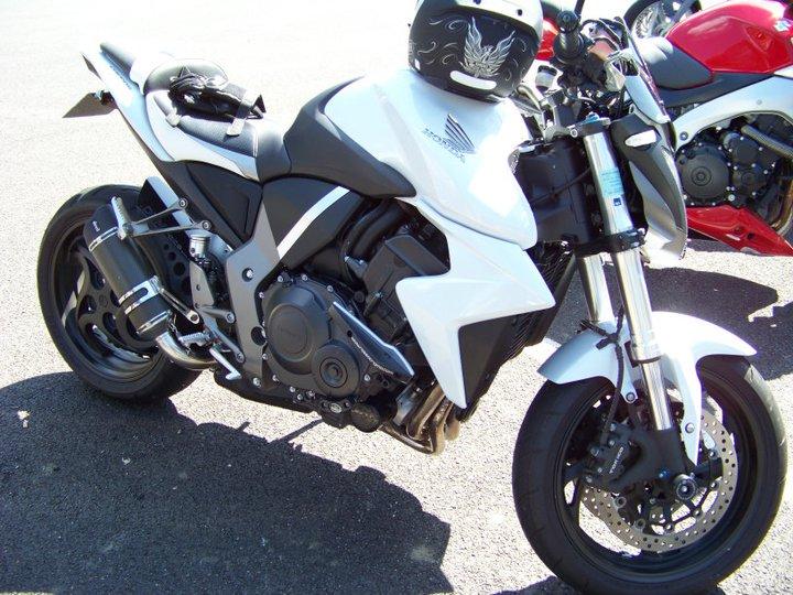 Vends CB 1000 R blanche  22745116