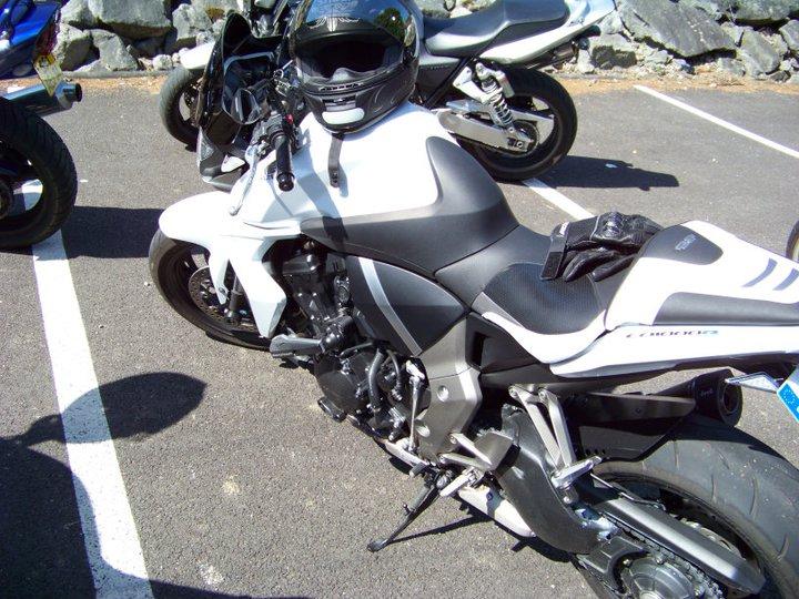 Vends CB 1000 R blanche  22745610