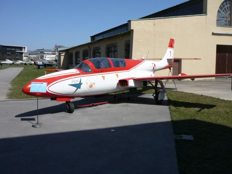 musée de l'air de Cracovie P1130213
