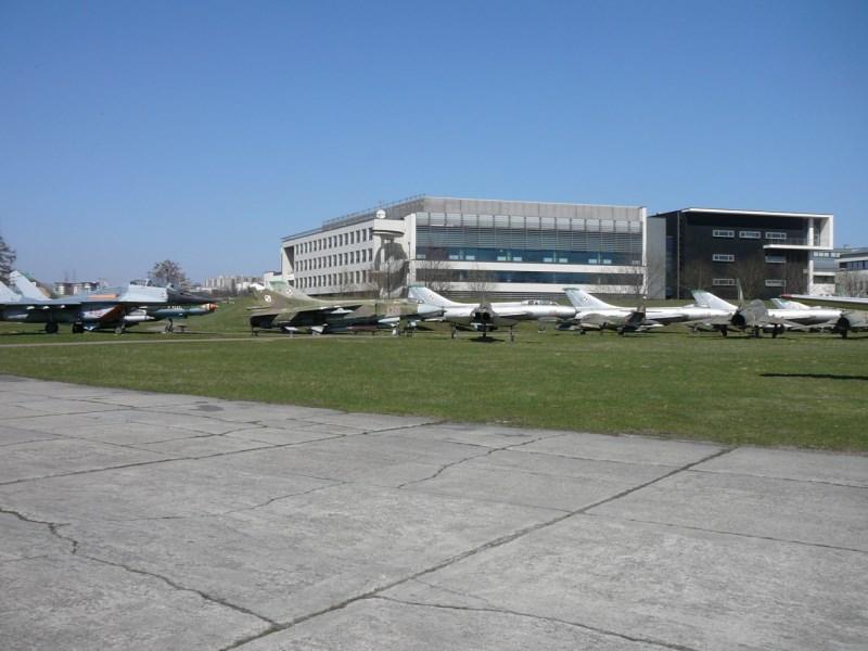musée de l'air de Cracovie P1130217