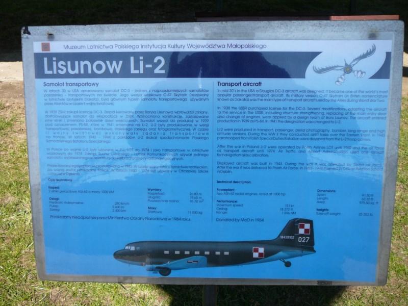 musée de l'air de Cracovie P1130313