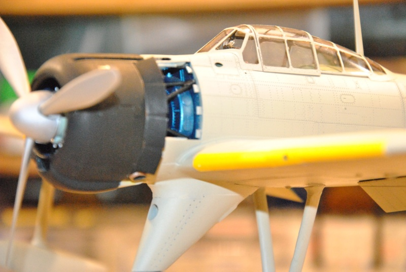 Nakajima A6M2-N Suisen (1/32 Tamyia/MDC) Dsc_5524