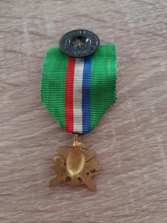 Médaille marine coloniale à identifier 20210442