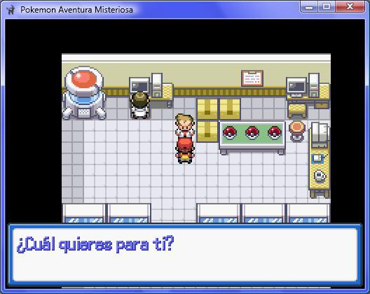 XP: Pokémon Aventura Misteriosa Pokamo11
