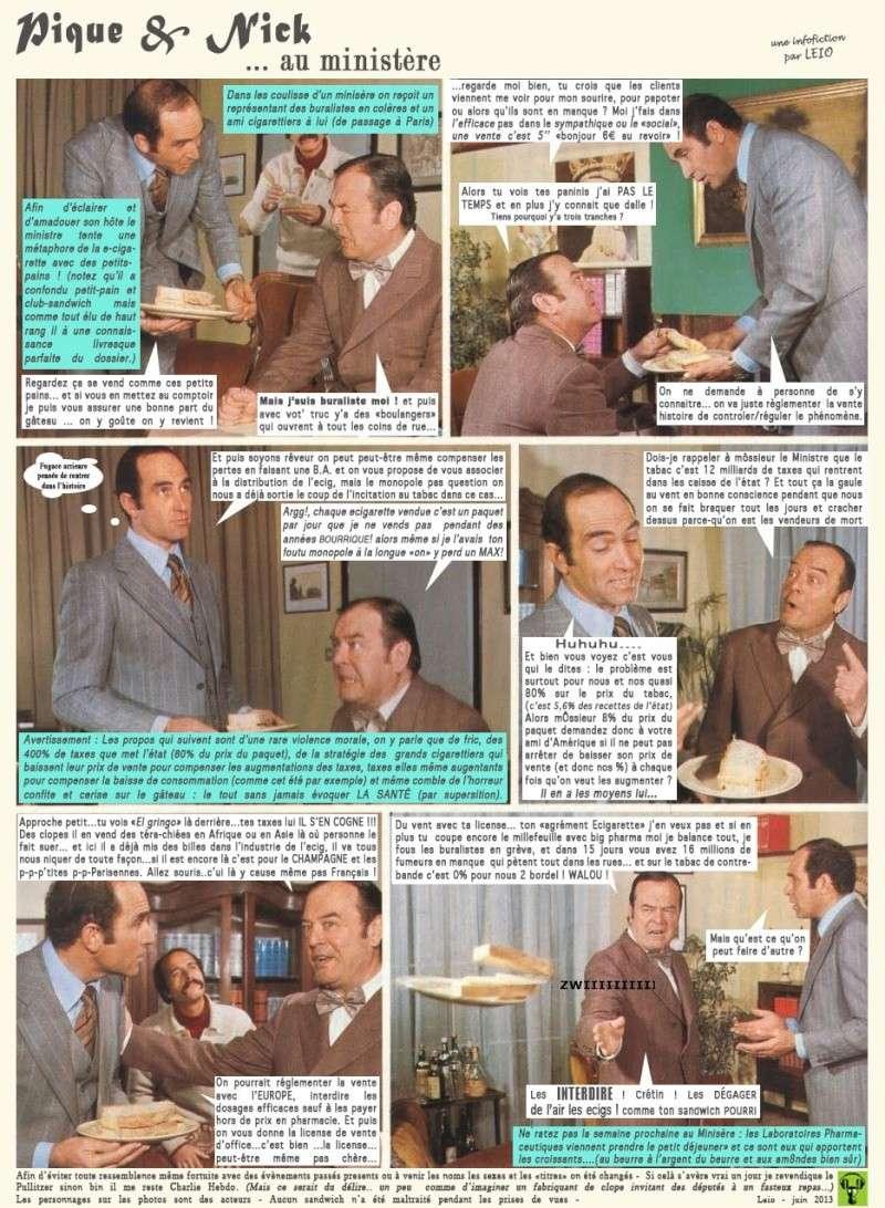Le jeu du détournement... - Page 2 Piquen12