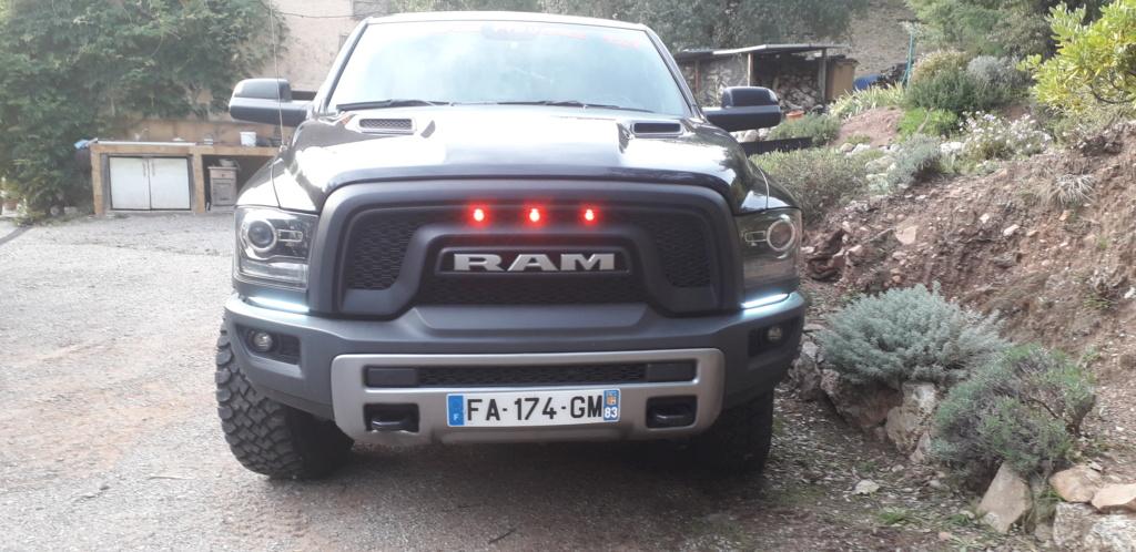 Personnalisation  Ram rebel 20201019