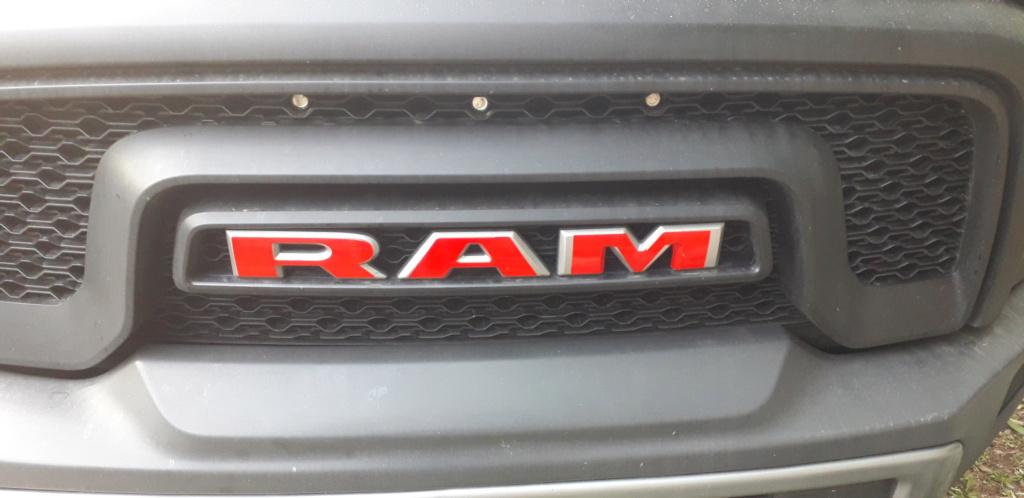 Personnalisation  Ram rebel 20201110