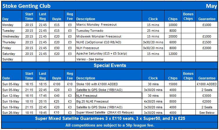 Stoke Genting May Schedule Stoke_11