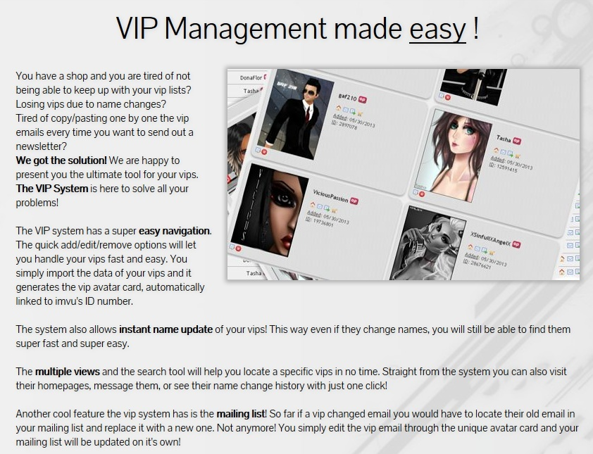 ~VIP System Tool~ by gaf210! Vip110