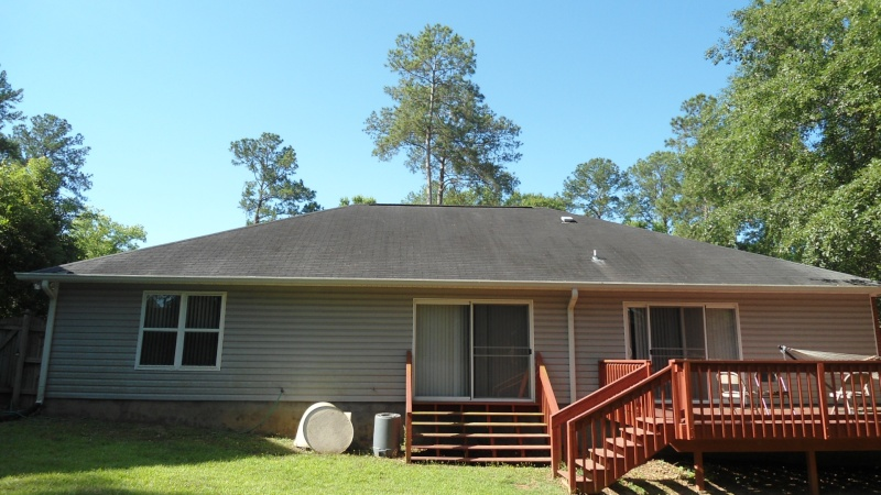 Tallahassee Pressure Cleaning and Roof Stain Removal Dsc00310