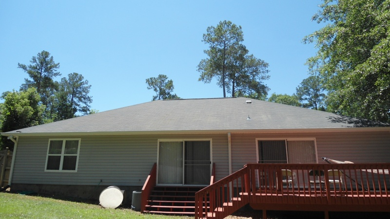 Tallahassee Pressure Cleaning and Roof Stain Removal Dsc00312
