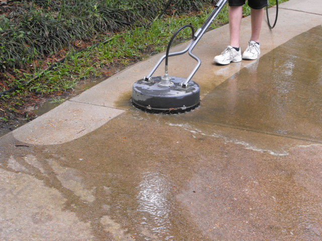 Pressure Cleaning Tallahassee Florida Dscf5110