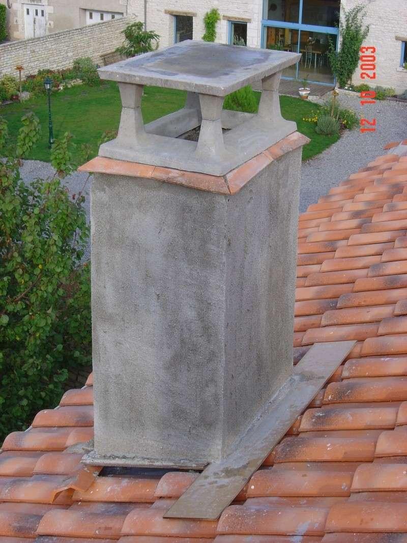 manque de tirage dans une cheminée 2003-110