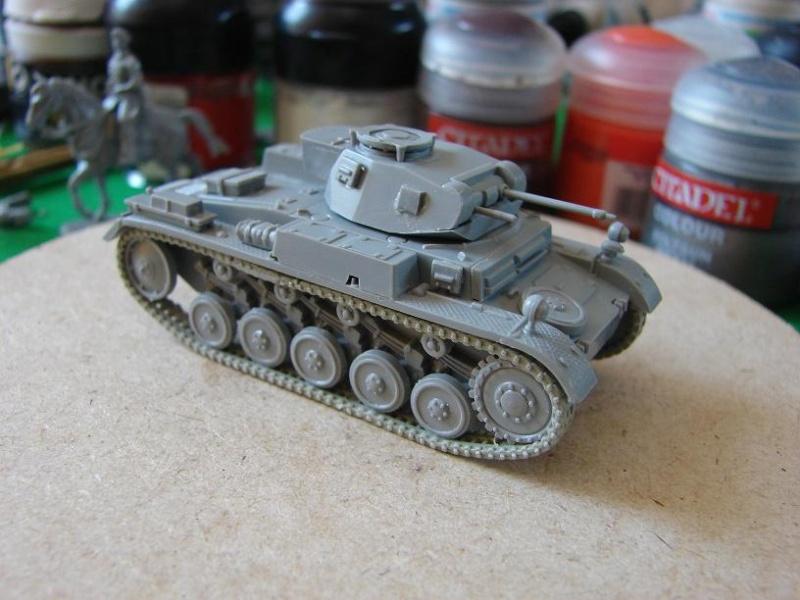 Panzer II Ausf.F [Revell/Matchbox - 1/76] Dsc09111