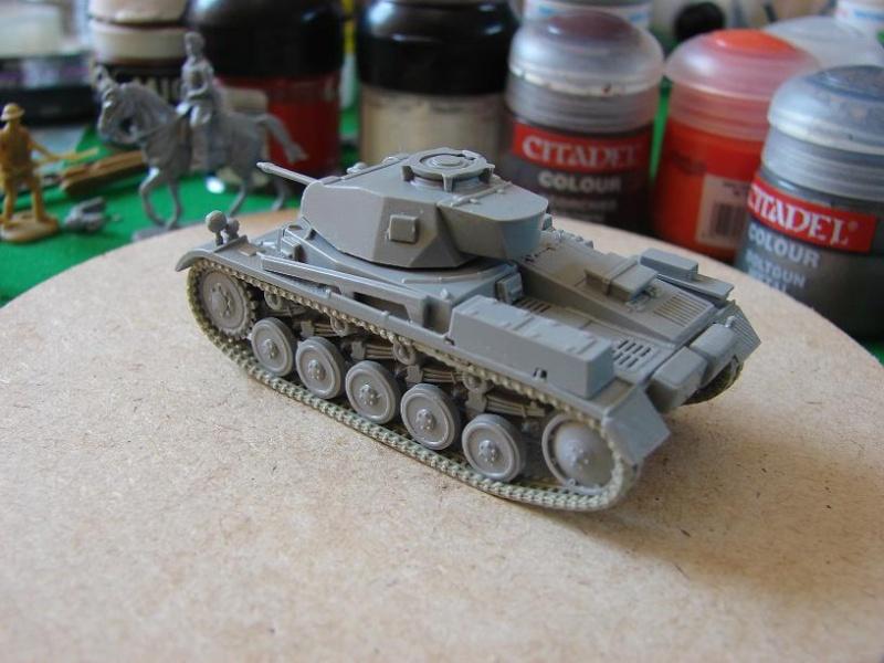 Panzer II Ausf.F [Revell/Matchbox - 1/76] Dsc09112