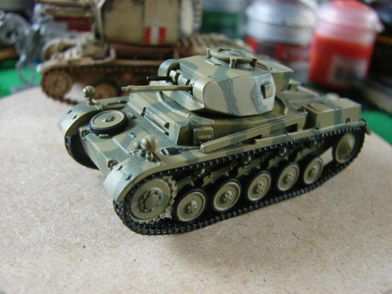 Panzer II Ausf.F [Revell/Matchbox - 1/76] Dsc09116