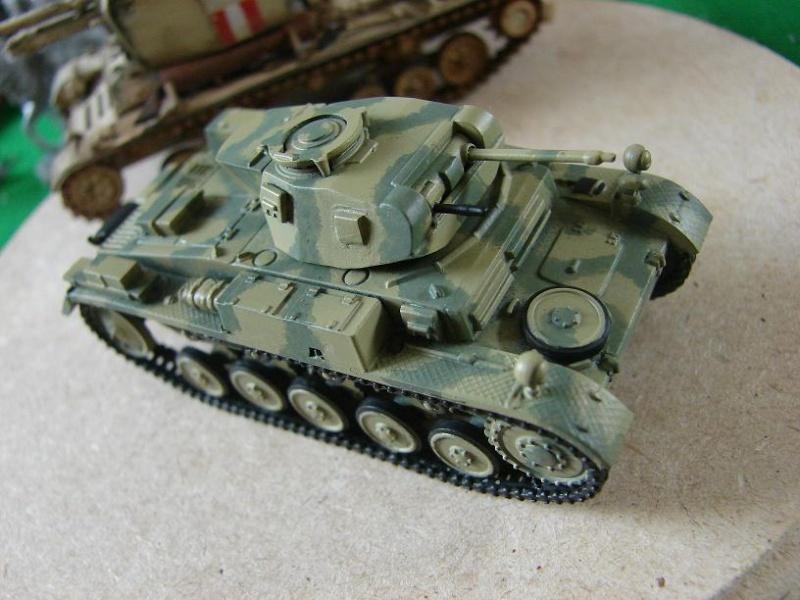 Panzer II Ausf.F [Revell/Matchbox - 1/76] Dsc09117