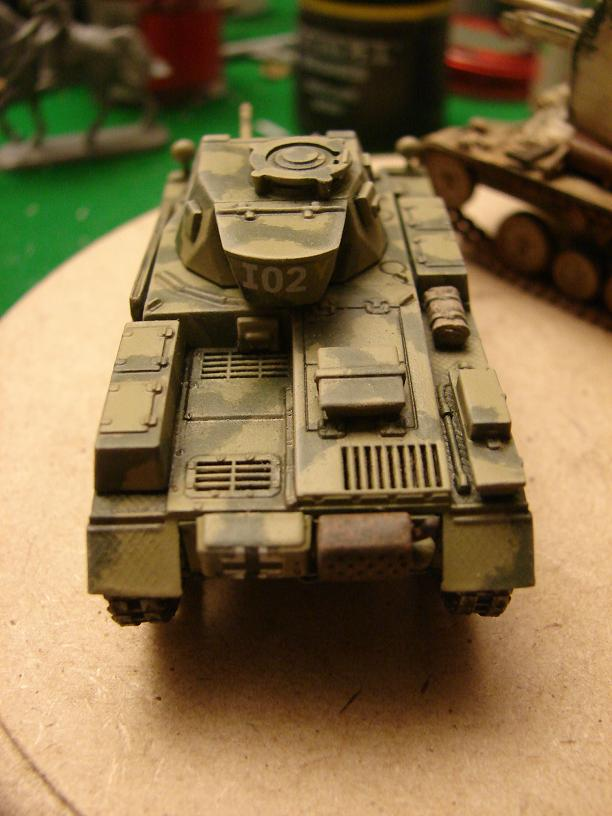 Panzer II Ausf.F [Revell/Matchbox - 1/76] Dsc09120