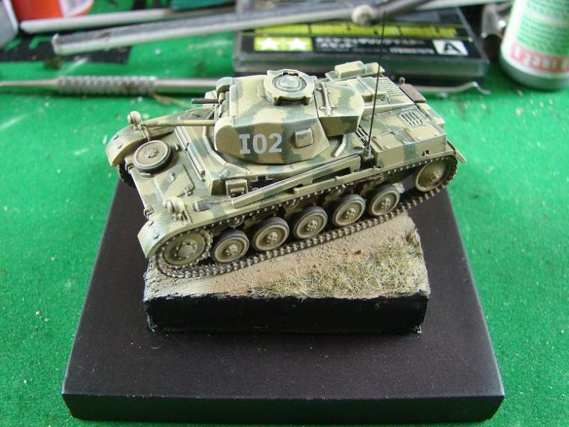 Panzer II Ausf.F [Revell/Matchbox - 1/76] Dsc09124