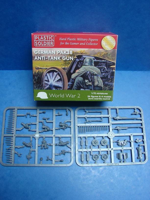 PaK 38 Anti-tank gun [Plastic soldier - 1/72] Dsc09710