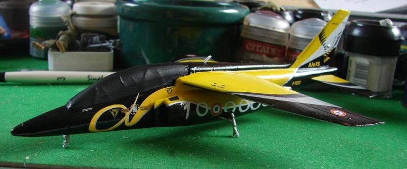 Alpha Jet - AJeTs BA 705  [REVELL-1/72] Dsc09910