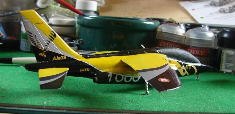 Alpha Jet - AJeTs BA 705  [REVELL-1/72] Dsc09911