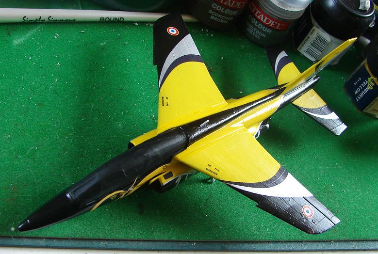 Alpha Jet - AJeTs BA 705  [REVELL-1/72] Dsc09912