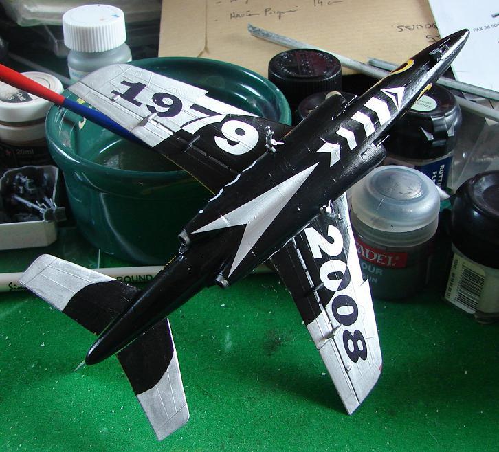 Alpha Jet - AJeTs BA 705  [REVELL-1/72] Dsc09913