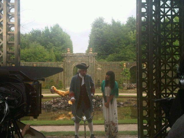 France 2 - Versailles en fête- diffusion le 2 juillet 13710511