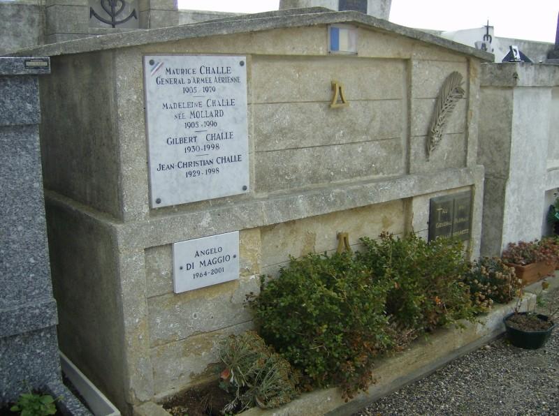 PUTSCH 21 avril 1961 - LE GENERAL CHALLE S'ADRESSE AUX FORCES FRANCAISES Challe10