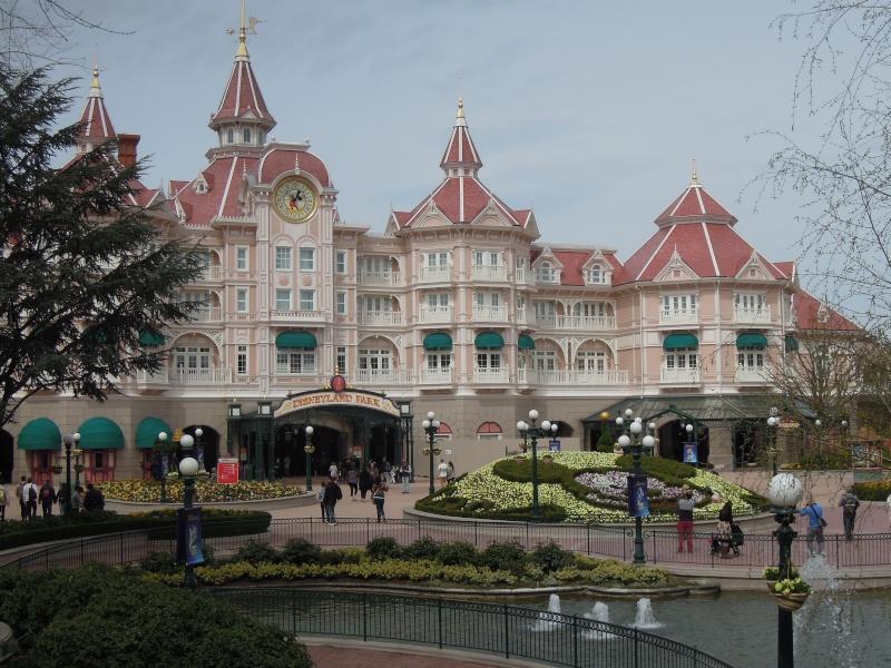 Journée du 16 avril 2013 - Disneyland Paris (Disneyland Park & Walt Disney Studios) Dscn7011