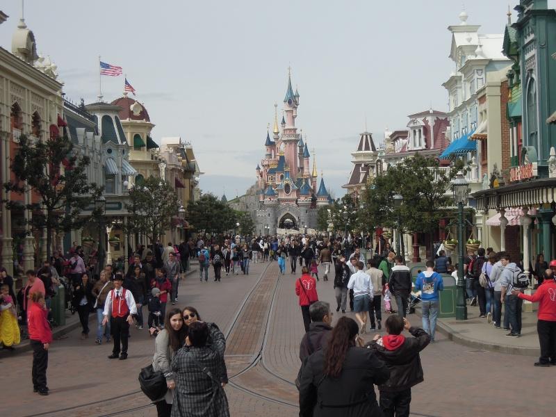 Journée du 16 avril 2013 - Disneyland Paris (Disneyland Park & Walt Disney Studios) Dscn7013