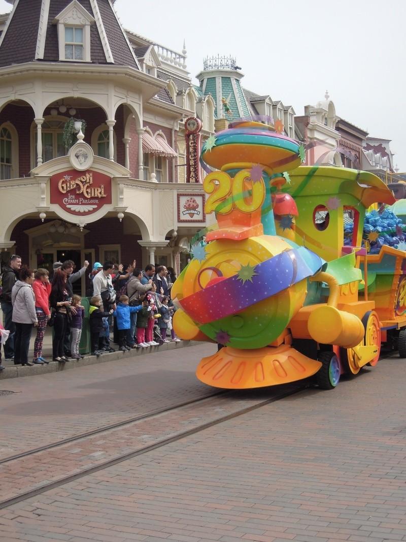 Journée du 16 avril 2013 - Disneyland Paris (Disneyland Park & Walt Disney Studios) Dscn7015