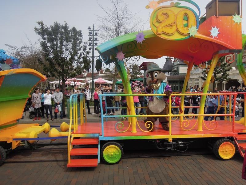 Journée du 16 avril 2013 - Disneyland Paris (Disneyland Park & Walt Disney Studios) Dscn7017