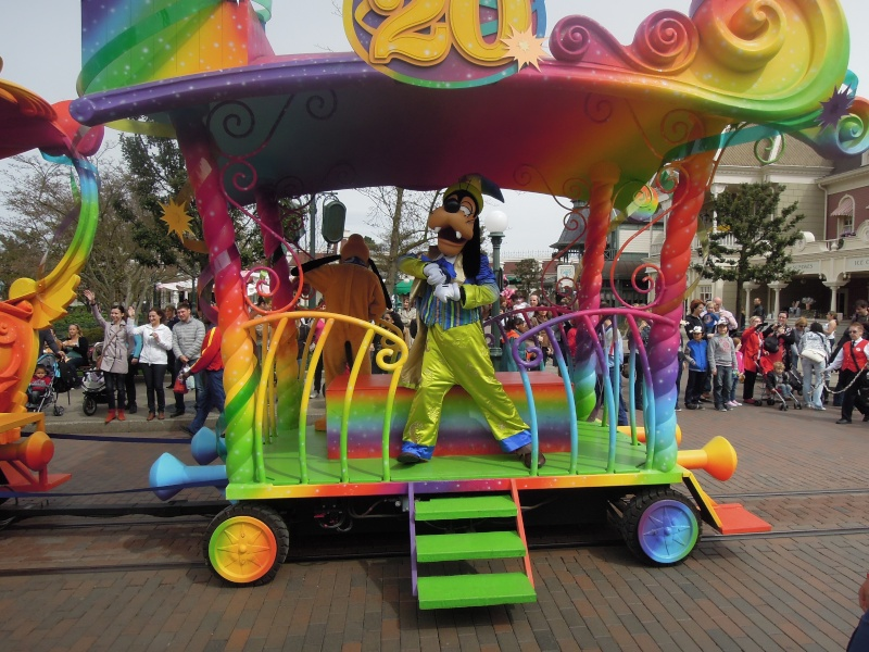 Journée du 16 avril 2013 - Disneyland Paris (Disneyland Park & Walt Disney Studios) Dscn7019