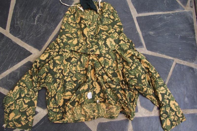 Les tenues de camouflage (motifs, trames ....) 0000110