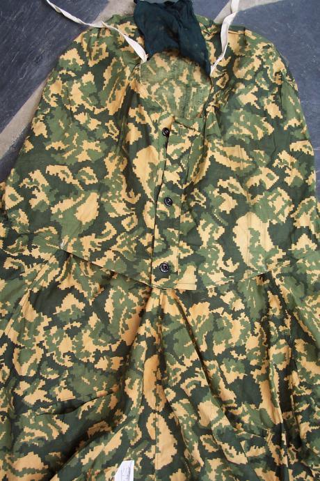 Les tenues de camouflage (motifs, trames ....) 0000210