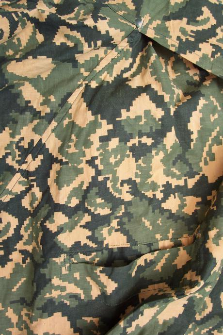 Les tenues de camouflage (motifs, trames ....) 0000510