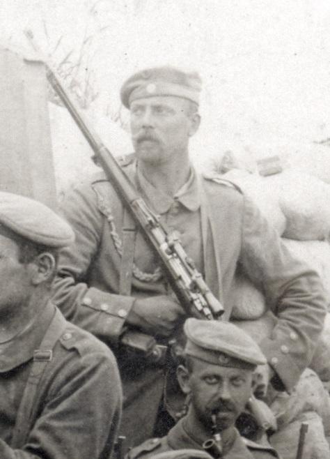 Belle photo de Sniper (1ere guerre mondiale) Sniper10