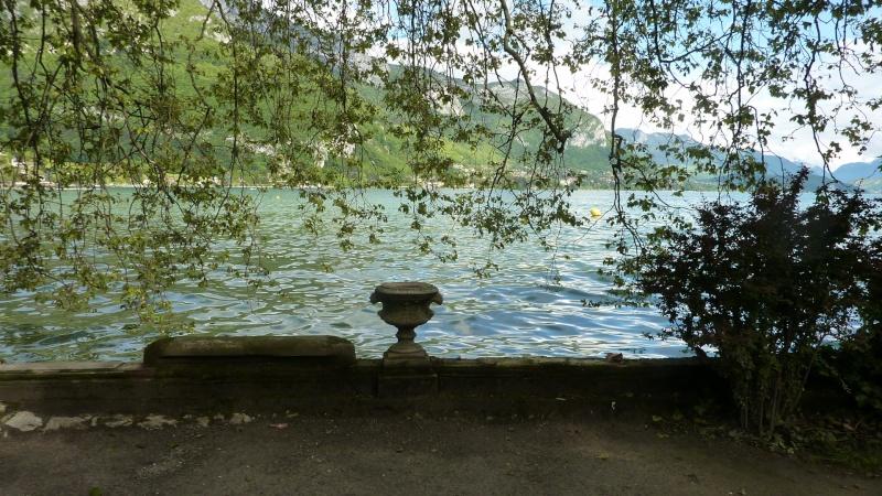 lac d'annecy hier et ses habitants 02011