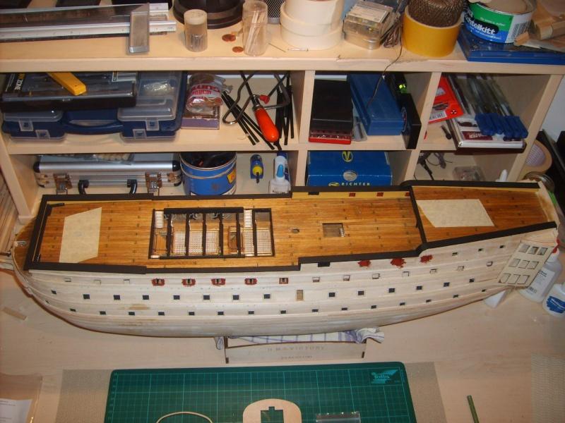 Kobra46 HMS Victory von DeAgostini Schanz10