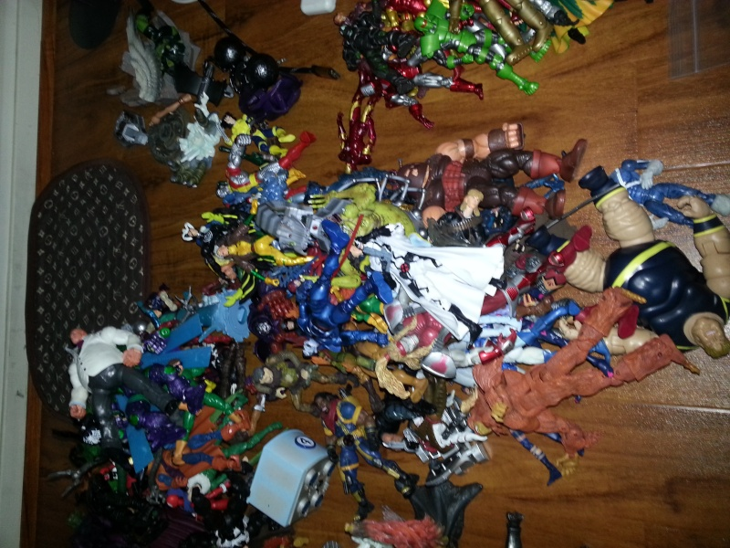 My Marvel Collection + DCUC + MOTUC  NEW !(last page). 20130410