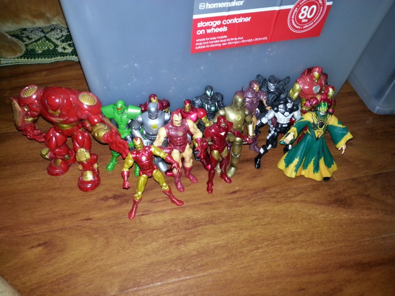 My Marvel Collection + DCUC + MOTUC  NEW !(last page). 20130411